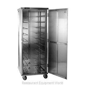 Crescor 103-UA-13D Cabinet, Enclosed, Bun / Food Pan