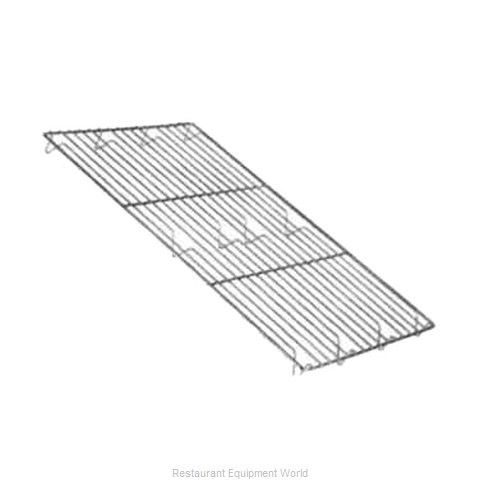 Crescor 1170-035 Heated Cabinet Shelf (Magnified)