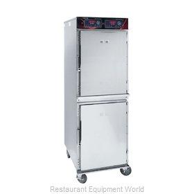 Crescor 1200-CH-SS-2DE Cabinet, Cook / Hold / Oven