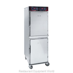 Crescor 1200-CH-SS-2DX Cabinet, Cook / Hold / Oven