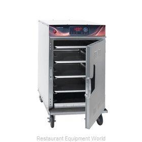 Crescor 1200-CH-SS-SPLIT-DE Cabinet, Cook / Hold / Oven
