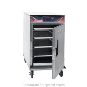 Crescor 1200-CH-SS-SPLIT-DX Cabinet, Cook / Hold / Oven