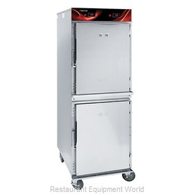 Crescor 1200-HH-SS-2DE Heated Cabinet, Mobile