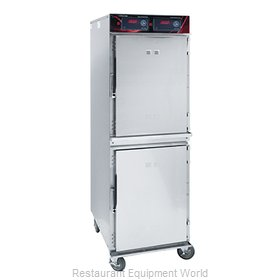 Crescor 1200-HH-SS-2DX Heated Cabinet, Mobile