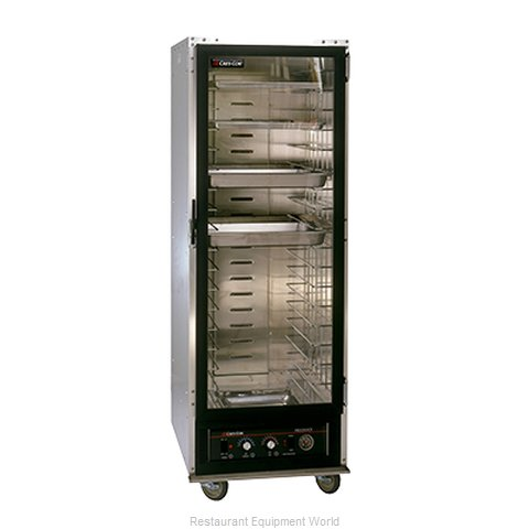 Crescor 121-PH-1818D Proofer Holding Cabinet Mobile