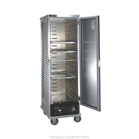 Crescor 130-1836D Heated Holding Cabinet Mobile