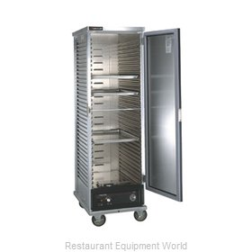 Crescor 130-1836D Heated Cabinet, Mobile
