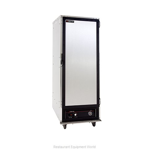 Crescor 131-UA-9D Heated Holding Cabinet Mobile (Magnified)