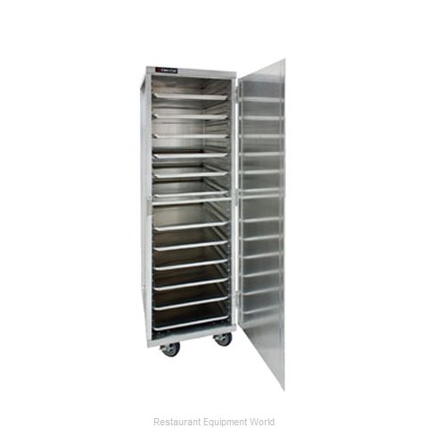 Crescor 150-1840E Bun Pan Rack Cabinet Mobile Enclosed