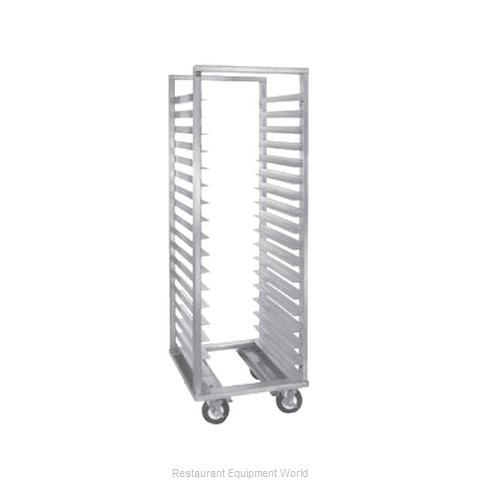 Crescor 207-1811-D Refrigerator Rack, Roll-In