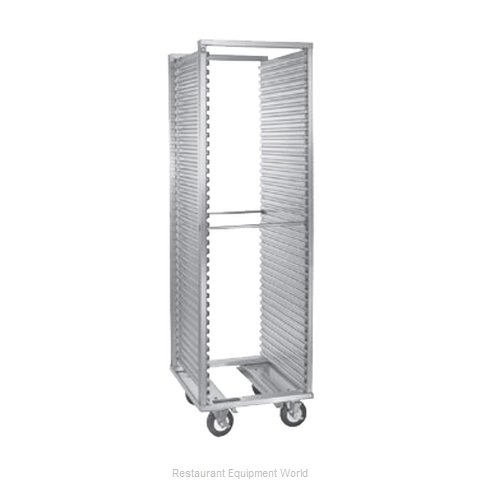 Crescor 208-1835-D Rack Roll-In Refrigerator (Magnified)