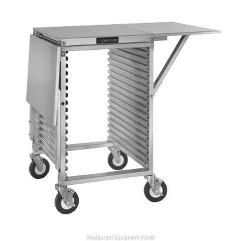 Crescor 278-PT-1818-DS Work Stand, Mobile