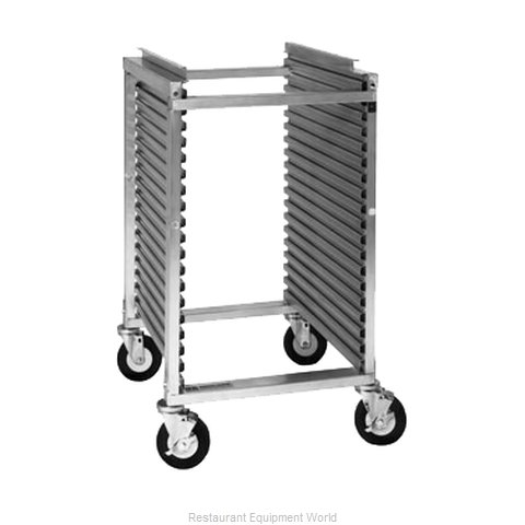 Crescor 278-PT-1818 Work Stand, Mobile (Magnified)
