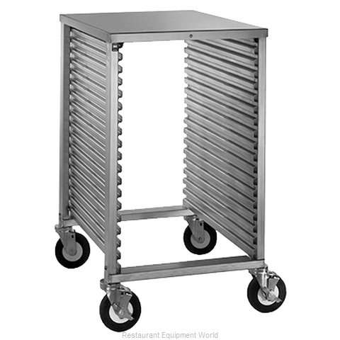 Crescor 280-1818A Pan Rack with Work Top, Mobile