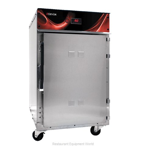 Crescor 500-HH-SS-DE Heated Cabinet, Mobile