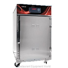 Crescor 500-HH-SS-DX Heated Cabinet, Mobile