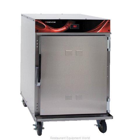 Crescor 750-HH-SS-DE Heated Cabinet, Mobile