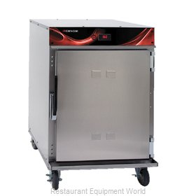 Crescor 750-HH-SS-DE Heated Cabinet, Mobile