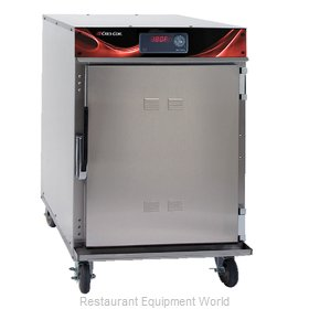 Crescor 750-HH-SS-DX Heated Cabinet, Mobile