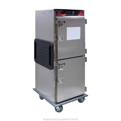 Crescor H-137-SUA-12D-SD Heated Cabinet, Mobile (Magnified)