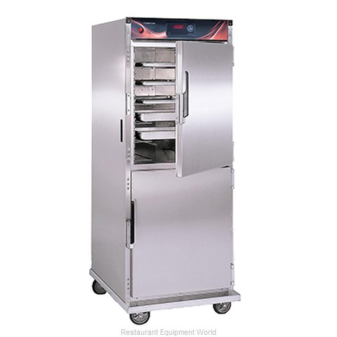 Crescor H-137-SUA-12D Heated Cabinet, Mobile (Magnified)