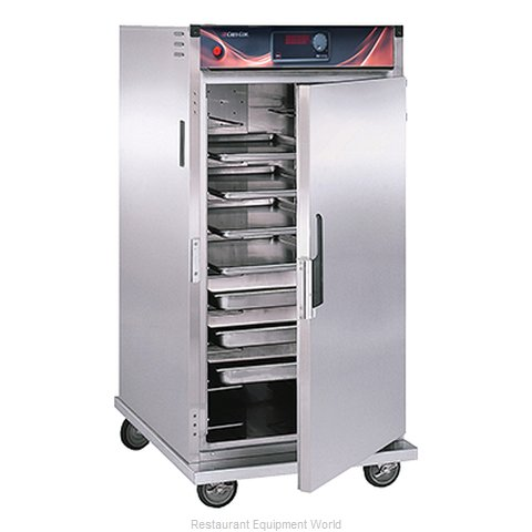 Crescor H-137-SUA-9D Heated Cabinet, Mobile
