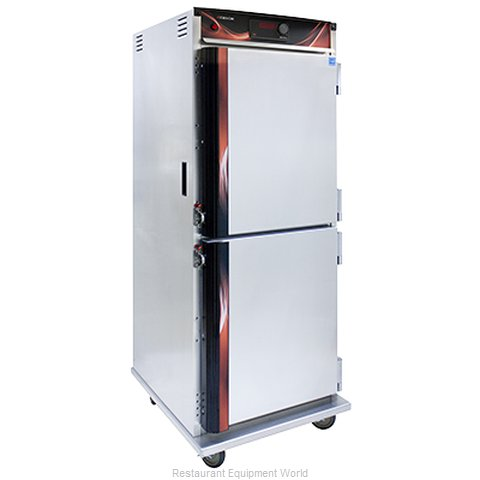Crescor H-137-UA-12D Heated Cabinet, Mobile (Magnified)