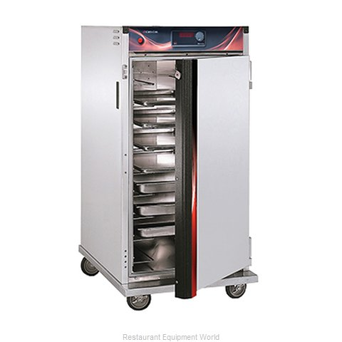 Crescor H-137-UA-9D Heated Holding Cabinet Mobile