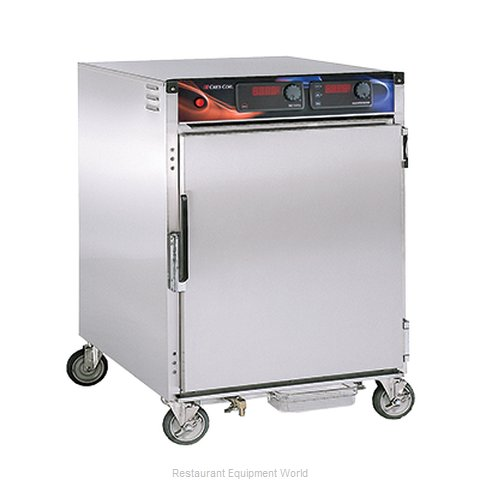 Crescor H-137-WSUA-6D Heated Holding Cabinet Mobile Half-Height