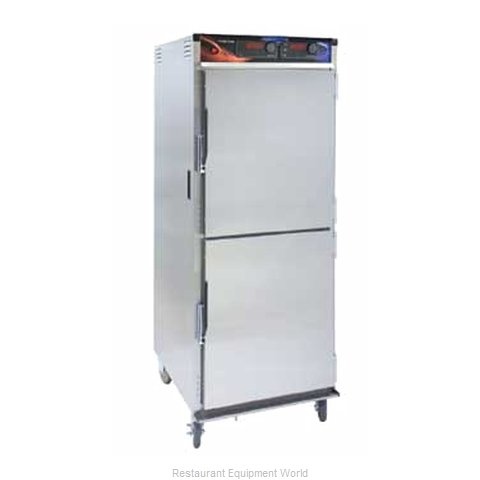 Crescor H-137-WSUA12D15A Heated Holding Cabinet Mobile