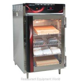 Crescor H-138-NS-CC1MC5Q Heated Cabinet, Mobile