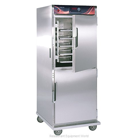 Crescor H-138-S-1834D Heated Holding Cabinet Mobile