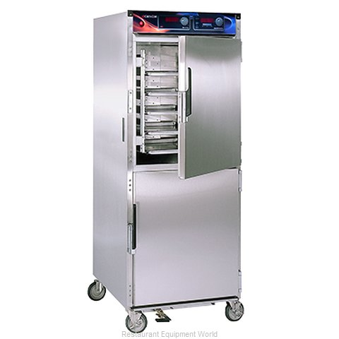Crescor H-138-WS-1834D Heated Holding Cabinet Mobile