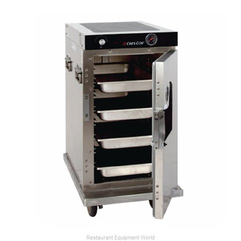 Crescor H-339-128-CZ Heated Holding Cabinet Mobile Half-Height