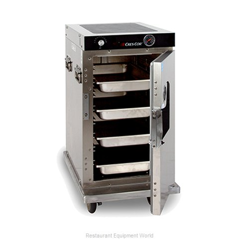 Crescor H-339-128C Heated Holding Cabinet Mobile Half-Height