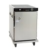 Crescor H-339-1813C Heated Holding Cabinet Mobile Half-Height