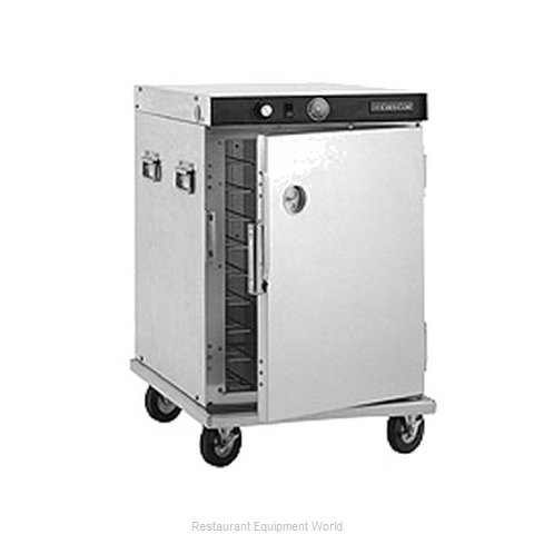 Crescor H-339-188-CZ Heated Holding Cabinet Mobile Half-Height
