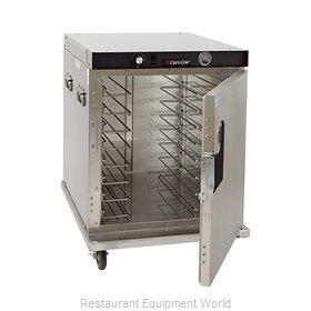 Crescor H-339-SS-UA-8C Heated Cabinet, Mobile