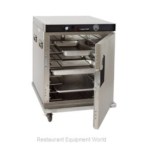 Crescor H-339-UA-8C Heated Cabinet, Mobile