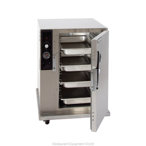 Crescor H-339-X-128C Heated Holding Cabinet Mobile Half-Height