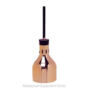 Stem Mount Heat Lamps
