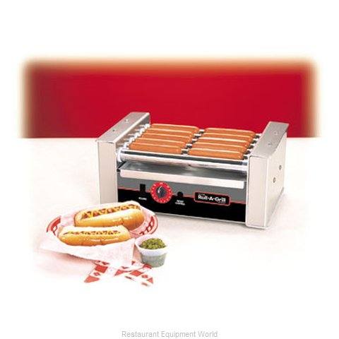 Connolly Roll-A-Grill by Nemco 8010V-220 Hot Dog Grill Roller-Type