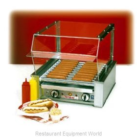 Connolly Roll-A-Grill by Nemco 8010VSX Hot Dog Grill Roller-Type