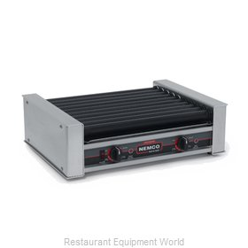 Connolly Roll-A-Grill by Nemco 8018SX Hot Dog Grill