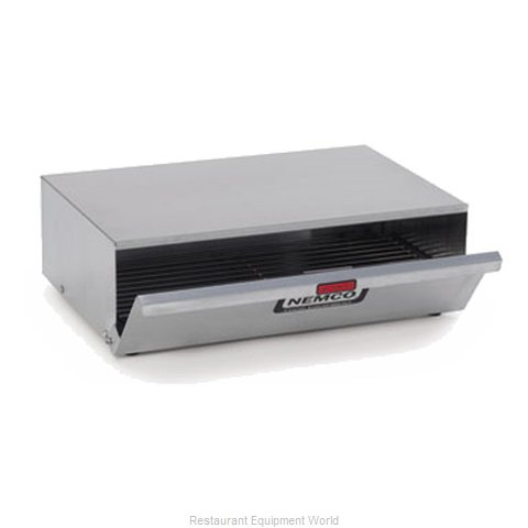 Connolly Roll-A-Grill by Nemco 8024-BW-220 Bun Roll Warmer Free-Standing