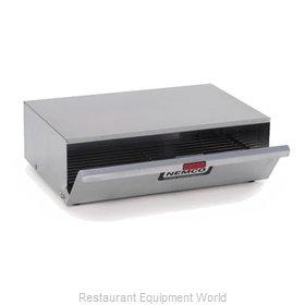 Connolly Roll-A-Grill by Nemco 8024-BW Hot Dog Bun / Roll Warmer