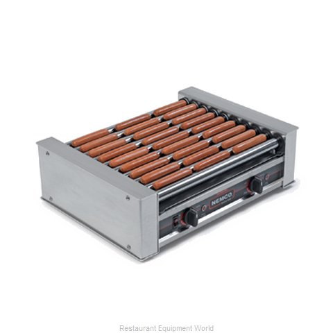 Connolly Roll-A-Grill by Nemco 8027-230 Hot Dog Grill