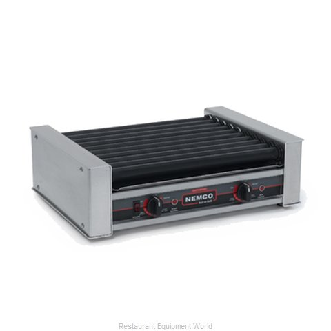 Connolly Roll-A-Grill by Nemco 8027SX-230 Hot Dog Grill
