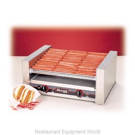 Connolly Roll-A-Grill by Nemco 8036-SLT-220 Hot Dog Grill Roller-Type