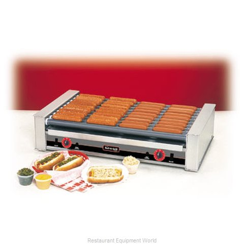 Connolly Roll-A-Grill by Nemco 8036SX Hot Dog Grill Roller-Type